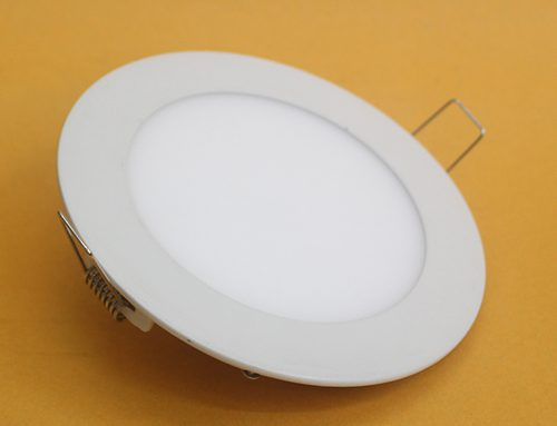 20W LED Round Recessed Panel Light 300mm
