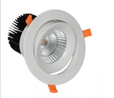 LED Lighting Downlight Hole cutting 210mm
