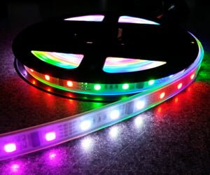 WS2801_LED_Addressable_Digital_Strip_Light_RGB_32pcs_maxbluelighting