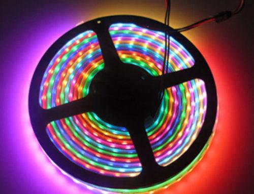 WS2812B LED Addressable Digital Strip 60LEDS/M DC5V