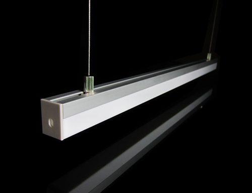 LED Pendant Linear Light Profile Aluminum 1M 19W DC12V/24V