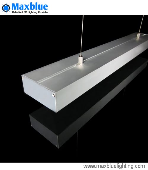 Stair Light Detail: LED Stair Linear Light Profile Aluminum 1M 9.6W DC24V