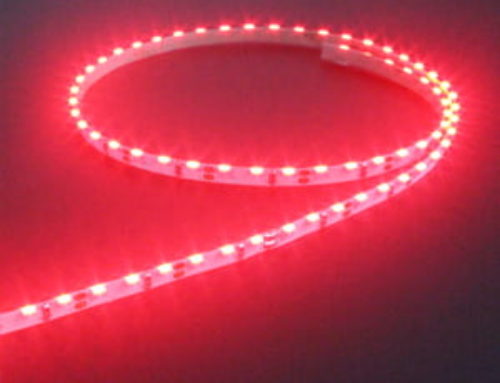 600 LEDS SMD3014 DC24V 8mm Sideview LED Strip
