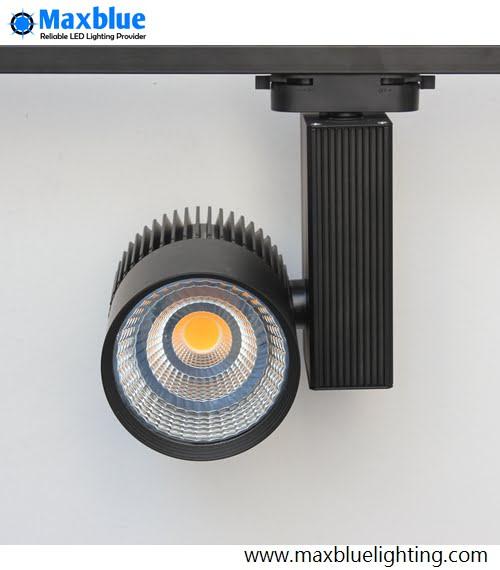 45W CREE COB TRACK LIGHT