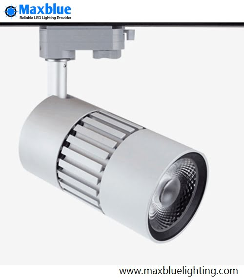 15w 30w 4 wire modern led track lighting kits for Modern led track lighting