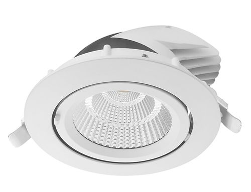 6″ inch 35W Swivel Scoop LED Downlight with Philips Driver