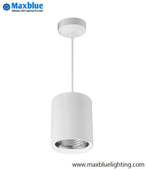 Pendant led downlight cylinder 35W