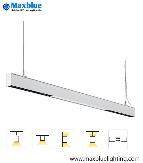 up down led linear lighting