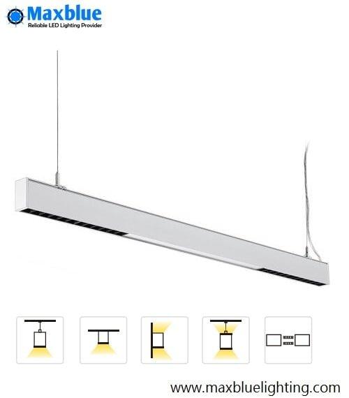 up down led linear lighting