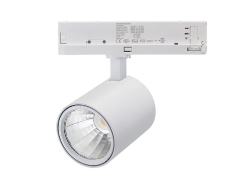 Ceiling LED Lights 30W Driver-in-Connector Rail Track Lighting