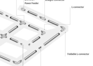 LED Track Lighting Rails & Accessories 2 - Maxblue Lighting