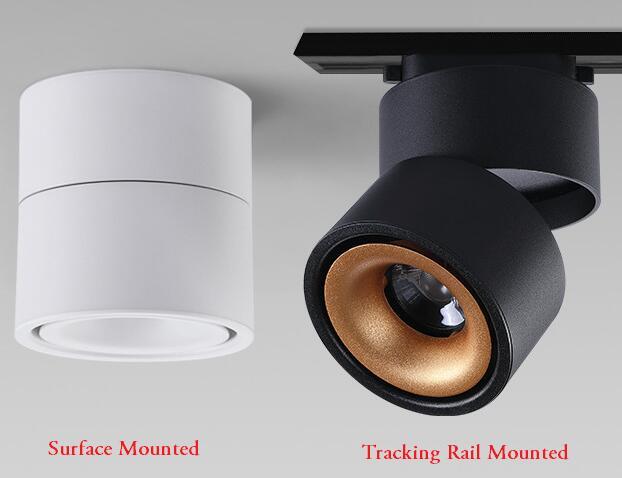 led downlight surface mounted - Maxblue Lighting